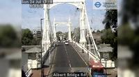 London: Albert Bridge Rd - El día