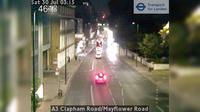 London: A Clapham Road/Mayflower Road - Actuales