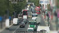 North Cheam: Holloway Rd Sth/Fieldway Cres - Overdag
