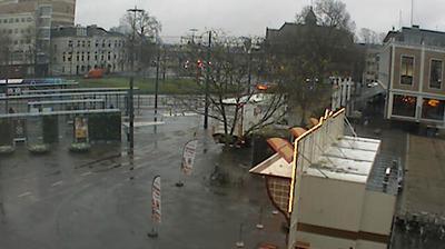 Vista de cámara web de luz diurna desde Arnhem: Arnhem, Willemsplein