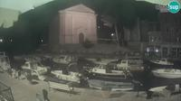 Veli Losinj: Marina, St. Antuna opata church - Actual