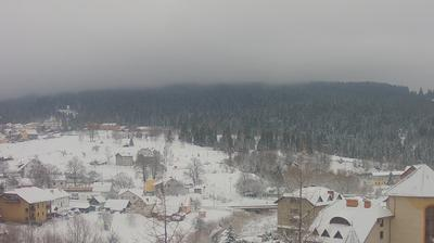 Current or last view from Skhidnytsya › South: Апартаменти