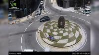 Escaldes-Engordany: Rotonda KM - El día