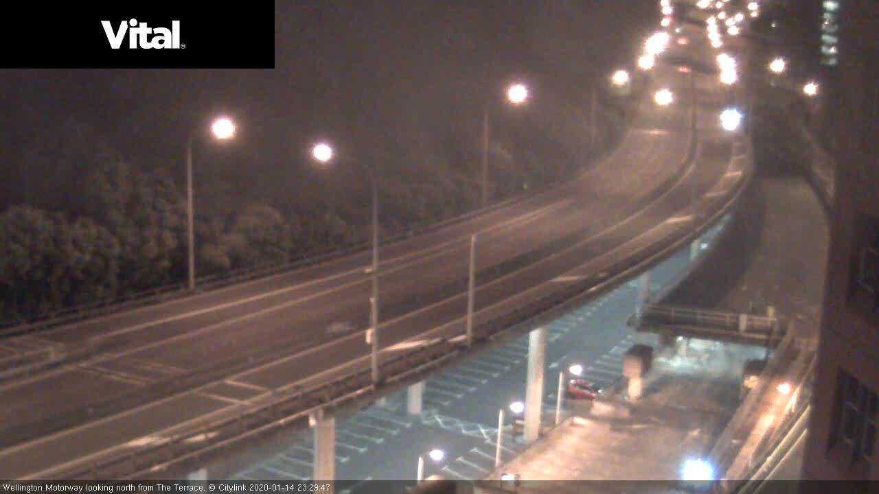 Webkamera Wellington: North