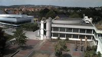 Hildesheim: Campus der Universität - Overdag