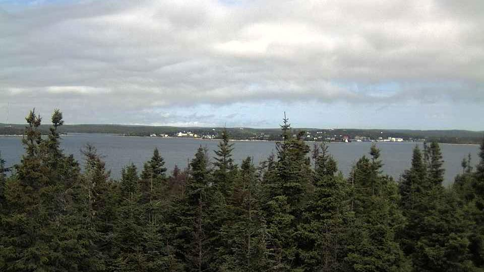 Webcam West Pennant: Sambro Harbour