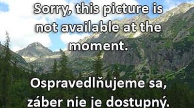 Webcam Podhájska: Thermalpark