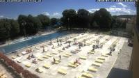 Weissenbach bei Modling: Freizeitzentrum Stadtbad Mödling - Day time