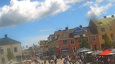 Daylight webcam view from Borgholm: Borgholms kommun