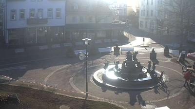 Current or last view from Bad Harzburg: Jungbrunnen