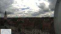 Hufingen: Stadtmitte (Rathausplatz) - Day time