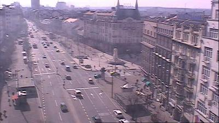 Webcam Stari Grad: Beograd − Terazije, Belgrade