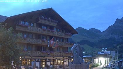 Adelboden: Adler