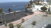 Los Llanos de Aridane: Strandpromenade Puerto Naos - Actuelle