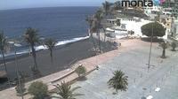 Los Llanos de Aridane: Strandpromenade Puerto Naos - Jour