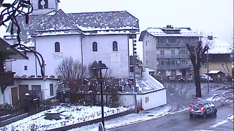 Webcam Cordon: Panoramique vidéo