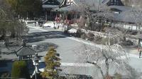 Current or last view Minobu: Minobusankuonji (身延山久遠寺)