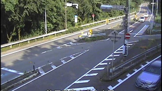 Webcam 人穴: National Highway No. 139 − Infield IC 22.9Km (