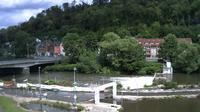 Hohenlimburg: Hagen - Kanustrecke im Wildwasserpark - Overdag