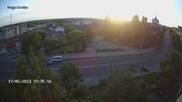 Zaporizhzhia: Skver Platonivs?kyy - Sobornyi Avenue - Jour