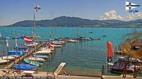 Attersee am Attersee: Union Yacht Club Attersee - Dia