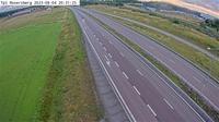 Rosersberg: Tpl - Kameran �r placerad p� E Uppsalav�gen i h�jd med trafikplats - och �r riktad mot Stockholm - Current