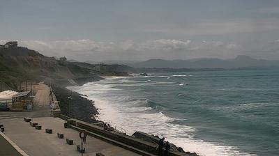 Biarritz Daglicht Webcam Imagez