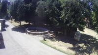 Zrenjanin: City central park - Day time
