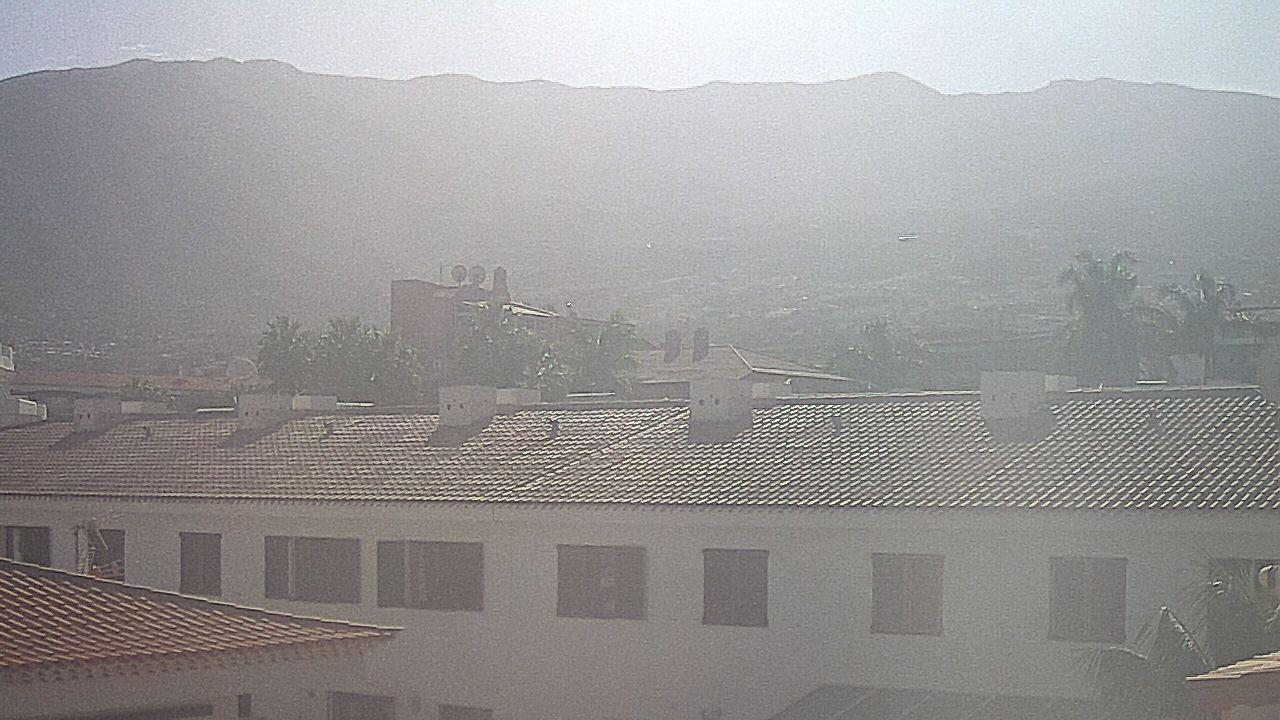 Webcam Puerto de la Cruz › East: Orotava Valley