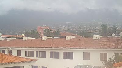Puerto De La Cruz Daglicht Webcam Imagez