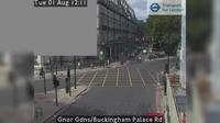London: Gnor Gdns/Buckingham Palace Rd - Dia