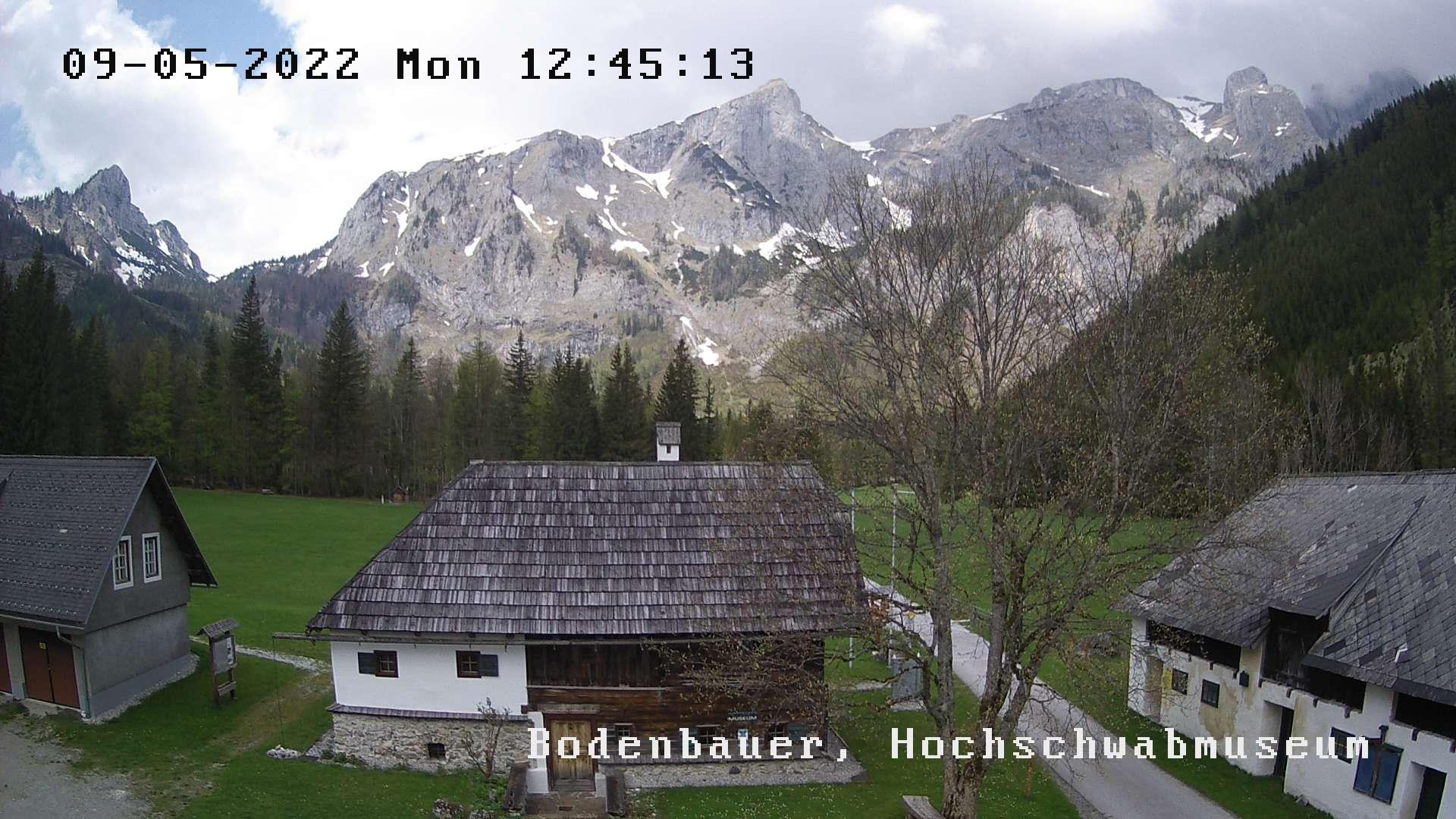 Webcam Bodenbauer