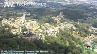 Cervasca: San Maurizio - Actuales