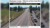 Cornelius: Washington County - th Ave at Rock Creek Blvd - Day time
