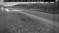 Unorganized Kenora District: Highway  near Little Joe Lake (Central Time) - Recent