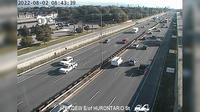 Lakeview: QEW between Highway  and Cawthra Road - Current