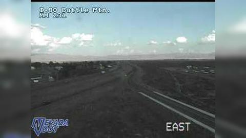 Traffic Cam Battle Mountain: I- and