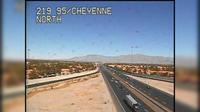 Las Vegas: US  SB Cheyenne - Day time