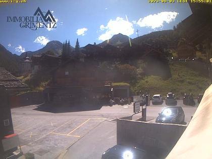 Grimentz: vieux village