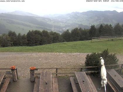 Eschenbach: Berggasthaus Chrüzegg