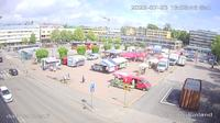 Borg�: central square - City - Overdag