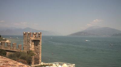Daylight webcam view from Sirmione