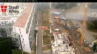 Vienna: Blick auf den Eisring S�d - El día