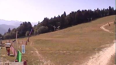 Webcam Ax-les-Thermes: vue fixe arrivée