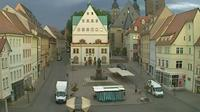 Lutherstadt Eisleben: Marktplatz - Actual