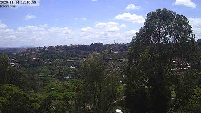 Daylight webcam view from Nyeri