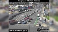 Brisbane City: Macgregor - Mains Road and Kessels Road (North) - Jour