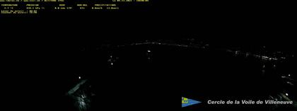 Villeneuve: Lake Leman from - port