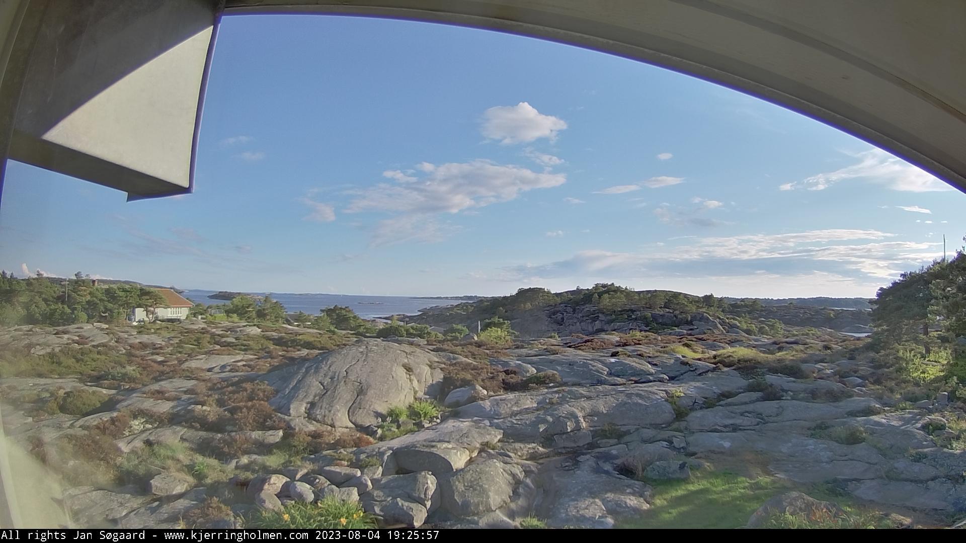 Webcam Kjerringholmen: Bølingshamn − Hvaler