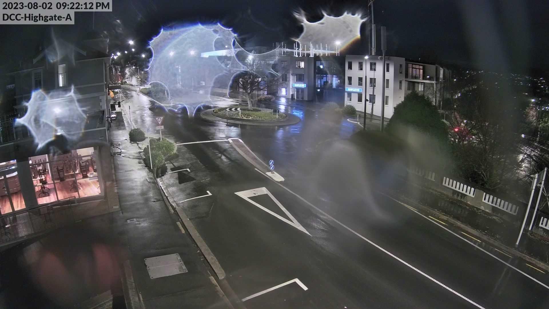 Webkamera Dunedin: Highgate bridge cam